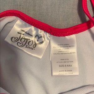 JoJo Siwa Swim - JoJo Siwa Swimsuit, Size Small (6/6X)